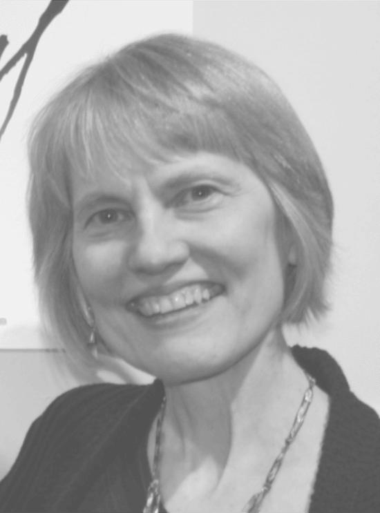 donna salli black and white