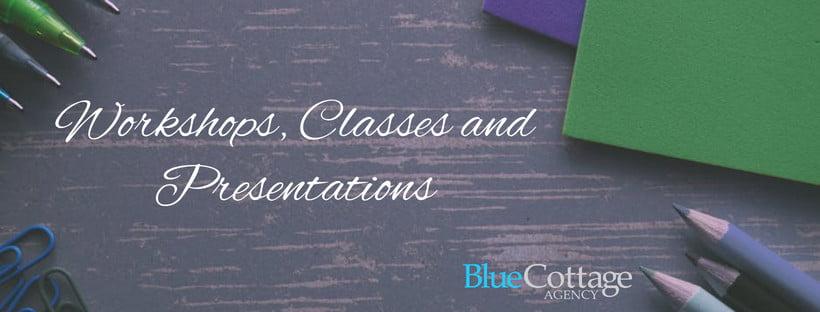 Blue Cottage Agency Promo Banner